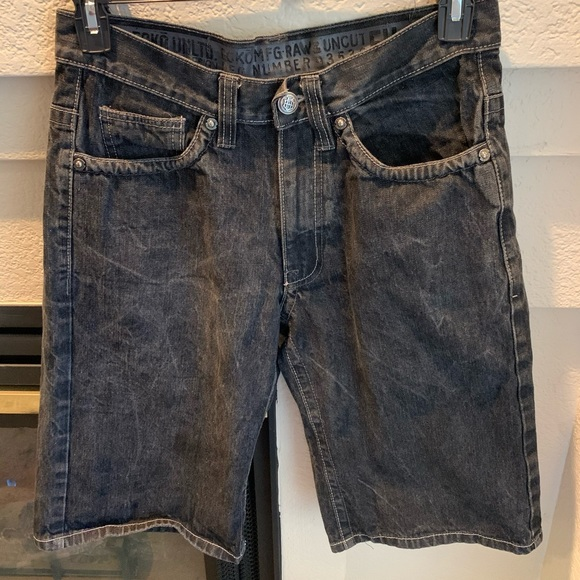 Ecko Unlimited Other - Mens jean shorts